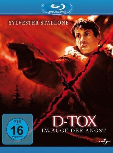 D-Tox - Im Auge der Angst [Blu-ray]