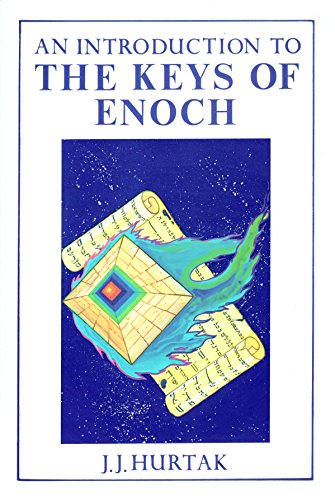J j hurtak the keys of enoch