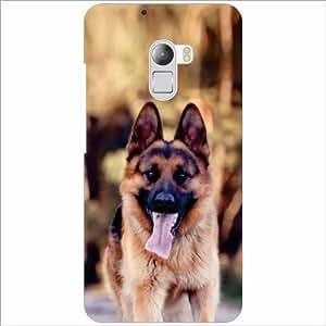 Lenovo K4 Note Back Cover - Dog Love Designer Cases