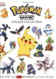 Image of Pokémon: Diamond  &  Pearl Sticker Collection (Pokemon (DK Publishing))