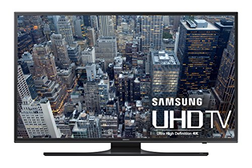 Learn More About Samsung UN40JU6500 40-Inch 4K Ultra HD Smart LED TV (2015 Model)