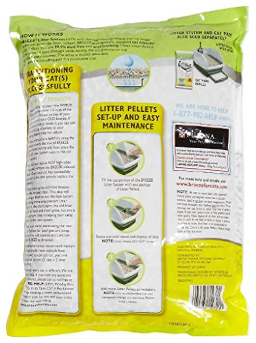 Replacement For Tidy Cats Breeze Cat Litter Pellets