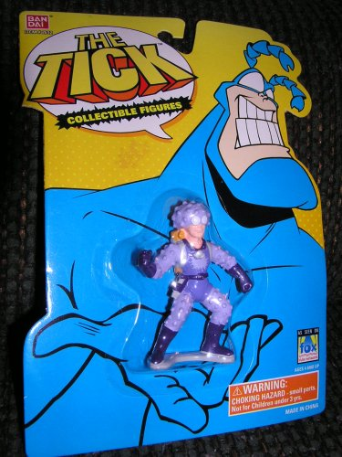 The Tick Good Doers Sewer Urchin Collectible Figure - 1