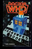 Doctor Who Crossword Book (0426201388) by Robinson, Nigel