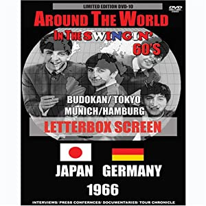 """The Beatles """"Around The World In The Swingin' 60's"""" DVD"""