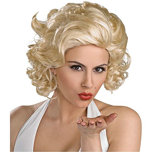 Marilyn Monroe Deluxe Wig - One Size