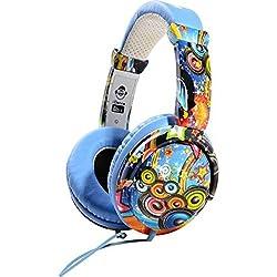 iDance Ibiza 101 Headphone (Blue)