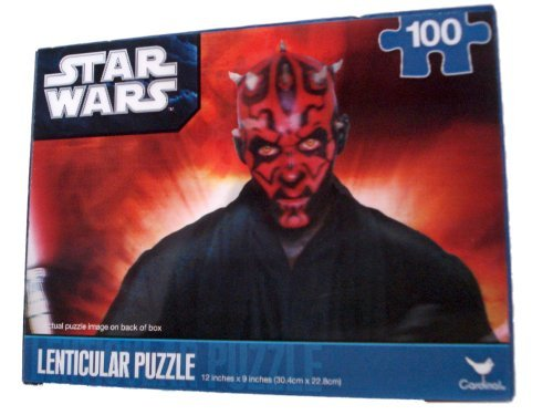 Star Wars 100pc Lenticular 3D Puzzle