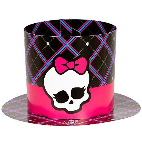 Monster High Paper Party Hats -