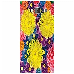 Redmi 2 Prime Printed Mobile Back Cover