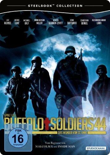 Buffalo Soldiers '44 - Das Wunder von St. Anna (Steelbook Collection)