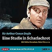 Eine Studie in Scharlachrot (Sherlock Holmes) | Arthur Conan Doyle