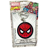 Marvel Comics SpiderMan icon Bendable Keychain