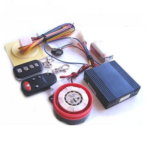 NEW Alarm Security Immobiliser Motorcycle Bike