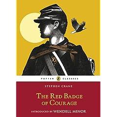 【クリックで詳細表示】The Red Badge of Courage (Puffin Classics): Stephen Crane, Wendell Minor: 洋書