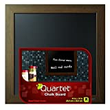 "Quartet® Chalkboard, 14"" x 14"", Wood Finish Frame (90006)"