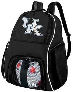 University of Kentucky Ball Backpack UK Wildcats Logo Soccer Ball Bag Basketball... by Broad Bay