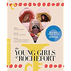 The Young Girls of Rochefort [Blu-ray]