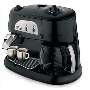 Delonghi BCO120 Machine à Espresso Combine Pression 3.5 Bars Manuelle 51X-YKAk7oL._SL500_AA300_