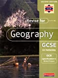 Ms Liz Hattersley Revise for Geography GCSE: OCR Specification C (Bristol Project) (People)