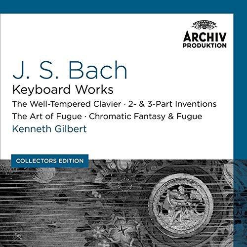 Collector\'s Ed: J.S. Bach - Keyboard Works (Boxed Set, 10PC)