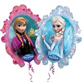 Disney Frozen Anna Elsa 38 Balloon Birthday Party Decoration Princess (1)