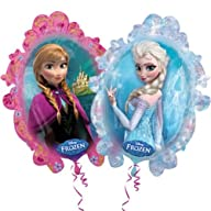 Disney Frozen Anna Elsa 38″ Balloon B…