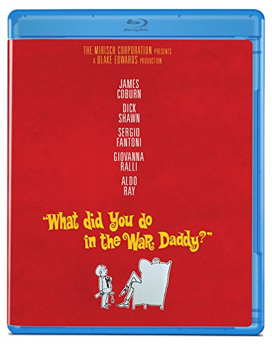 What Did You Do in the War Daddy [Blu-ray]