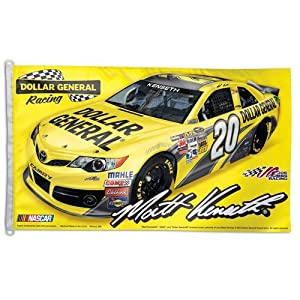 Matt Kenseth Flag 3