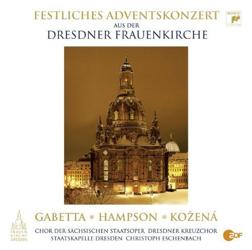 Festliches Adventskonzert aus der Dresdner Frauenk