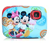 Generic 2.0MP 1.5'' TFT LCD CMOS Disney Mickey & Minnie Mouse Camera 8MB Memory for Kids Children Fun - USB2.0 Connect
