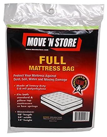 Amazon Standard Plastic Mattress Cover 10 Bags