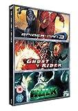 echange, troc Spider-Man 3/Ghost Rider/Hulk [Import anglais]