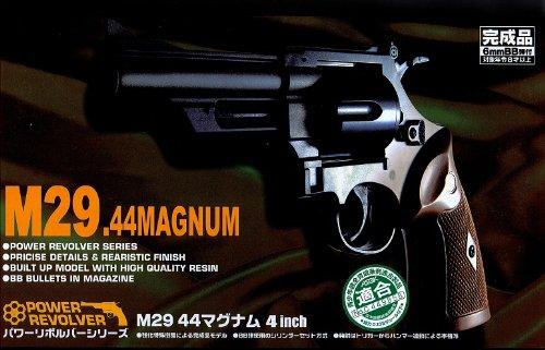 パワーリボルバー No.03 M29 44マグナム 4inch