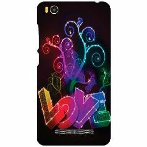 Xiaomi Mi4i MZB4300IN Back Cover Designer Hard Case Printed Cover