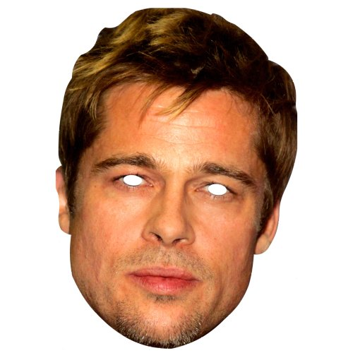 mask-arade パーティーマスク【ブラッド・ピット/Brad Pitt】