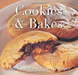Gina Steer Cookies & Bakes: Quick and Easy Recipes (Quick and Easy, Proven Recipes)