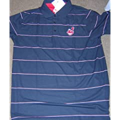 Cleveland Indians Dry Fit Polo 2x by GPSGIFTGALLERY