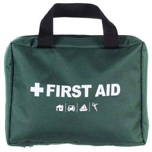 eSecure 80 Piece Motorist/Travel/Home First Aid Kit