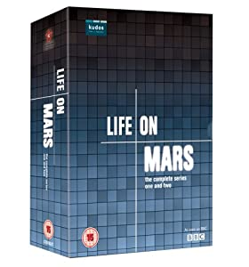 Life on Mars : Complete BBC Series 1 & 2 (8 Disc Box Set) [2006] [DVD]