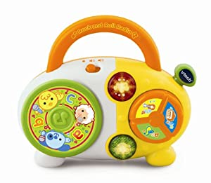 Vtech Rock & Roll Radio for 0 - 24 Months (Multicoloured)