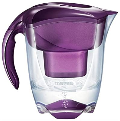Mavea Elemaris XL Water Filtration Pitcher Eggplant - Pack Of 1