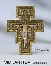 Renaissance Collection Joseph\'s Studio by Roman Exclusive San Damiano Cross, 17.75-Inch