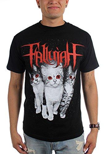 Fallujah -  T-shirt - Uomo nero XX-Large