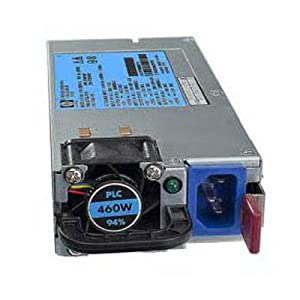 460W HP Power Supply For DL360 G6 499249001