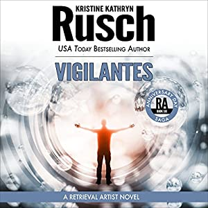 Vigilantes Audiobook