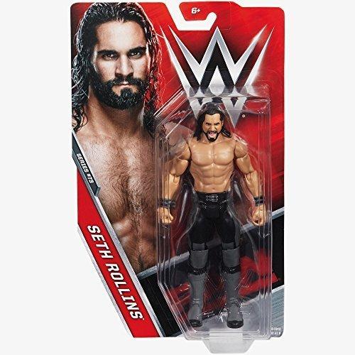 WWE Séries Basiques 73 Figurine D'Action - Seth 'Freakin' Rollins - Le Guilhem