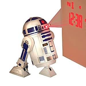 Star Wars Projection Alarm Clock