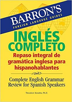 para hispanohablantes: Complete English Gra (Csm Blg) [Paperback