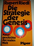 img - for Die Strategie der Genesis: Naturgeschichte d. realen Welt (German Edition) book / textbook / text book